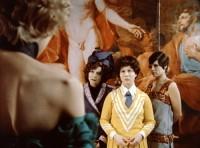 DIE BITTEREN TRÄNEN DER PETRA VON KANT, 1972 (Setfoto). Quelle: DIF © Peter Gauhe
